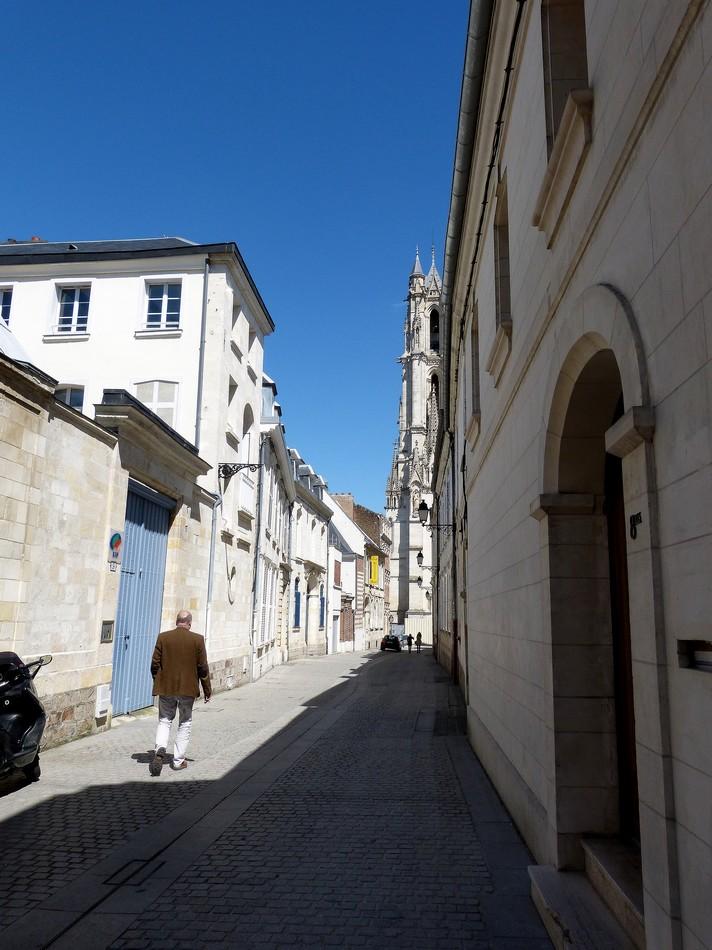 Rue Porion à Amiens