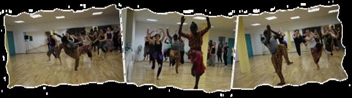 ★ Cours Danses Sabar