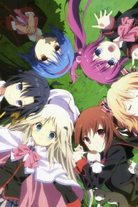 wallpaper little busters