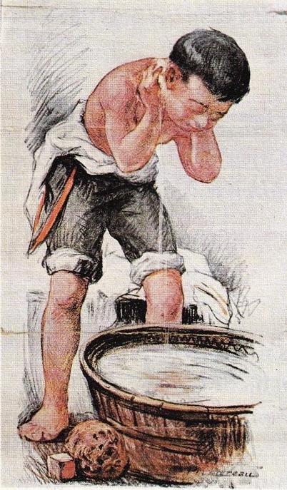 L'enfance du petit Marcel (Marcel Pagnol)