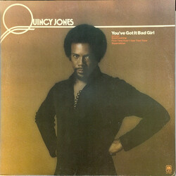 Quincy Jones - You've Got It Bad Girl - Complete LP