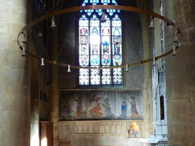 Nativité allaitante église Saint-Martin Metz 12 Marc de M