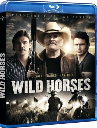 "Wild Horses ""Blu Ray Cinéma"""