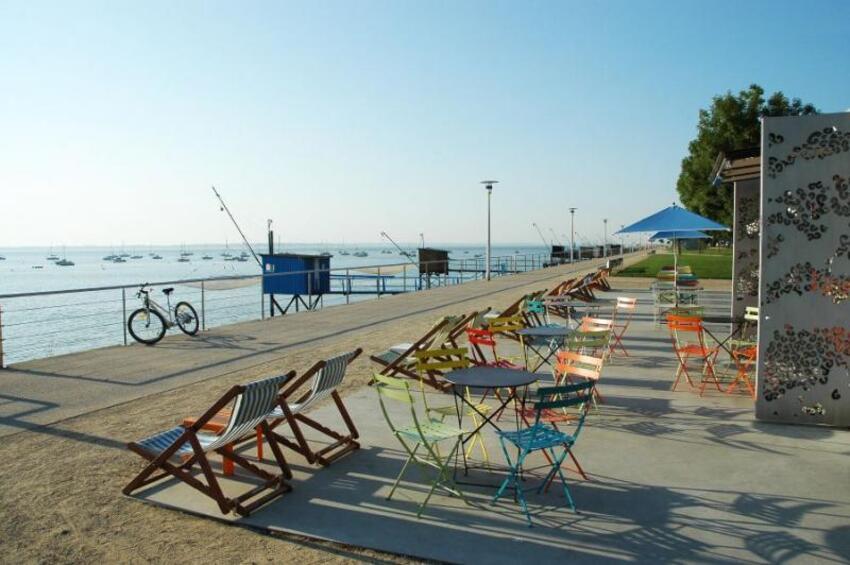 Front de mer à Saint Nazaire - 44 - 2015
