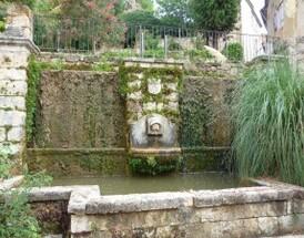 BARJOLS les fontaines (4)