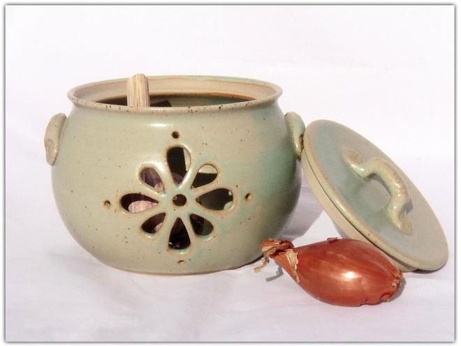 Pot à oignon, ail et échalote