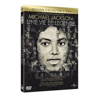 Michael Jackson une vie de légende
