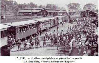 Etape n° 21- La relève des Tirailleurs africains et des Pacifiens par les F.F.I.