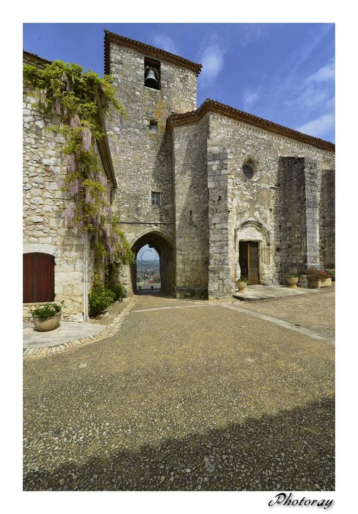 Pujols - Lot et Garonne - Aquitaine - 17 avril 2014