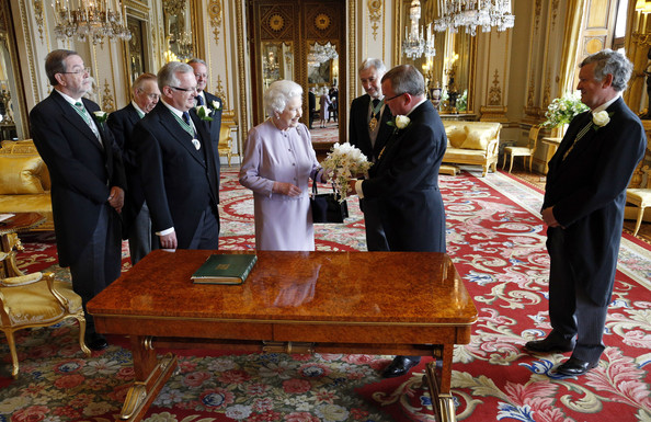 Le bouquet du couronnement