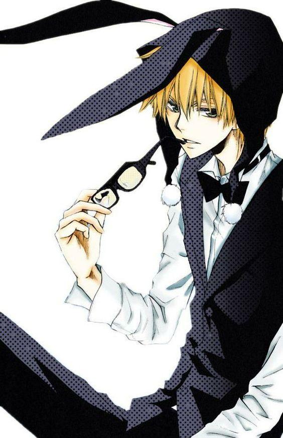 Usui Takuma | Kaichou wa Maid-sama #manga: