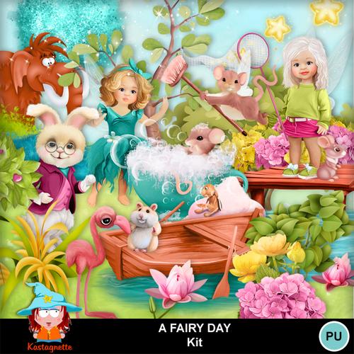 A fairy day