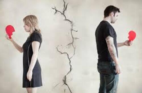 Pourquoi les couples se séparent ils ?