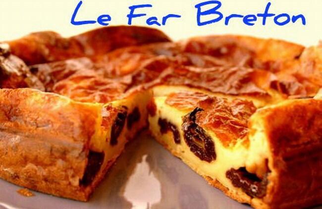 La recette du véritable far Breton ... !!!