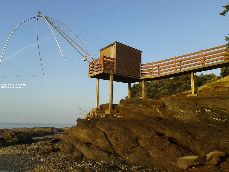 Les pêcheries ont le vent en poupe !