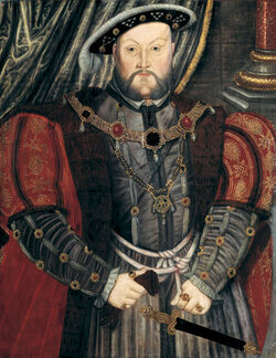 Today in Tudor History...