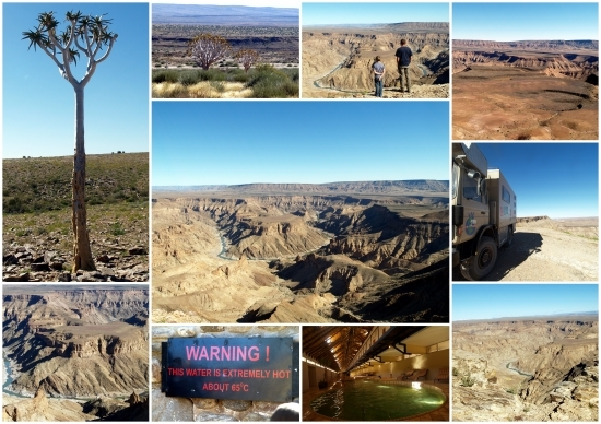 14. fish river canyon
