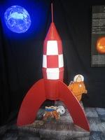 """Exposition """"L'espace"""" à la médiathèque (1)"""