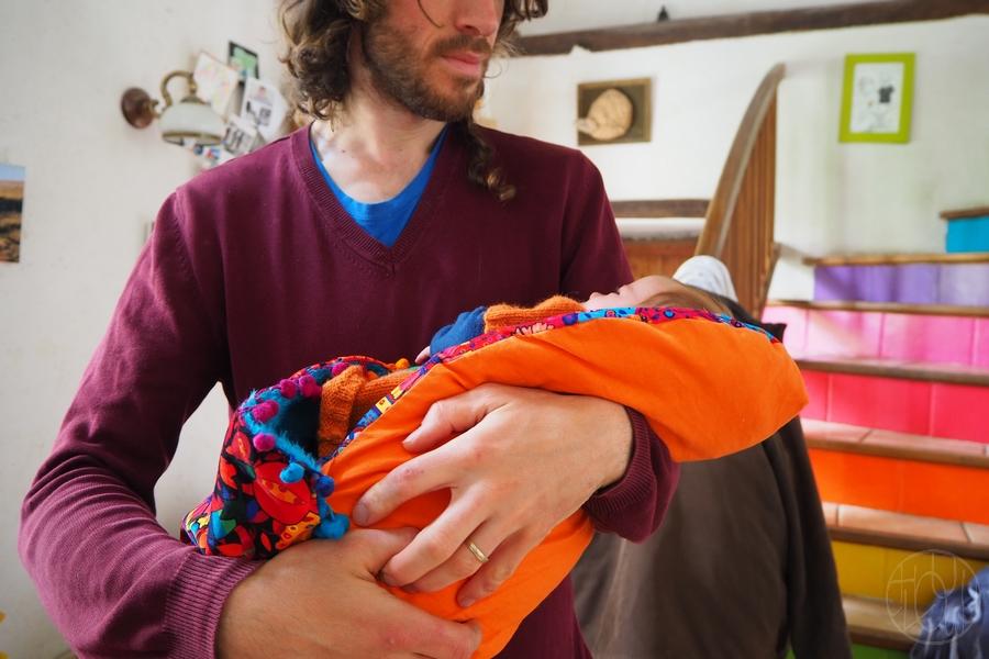 Le cadeau de naissance parfait : le Topponcino montessori