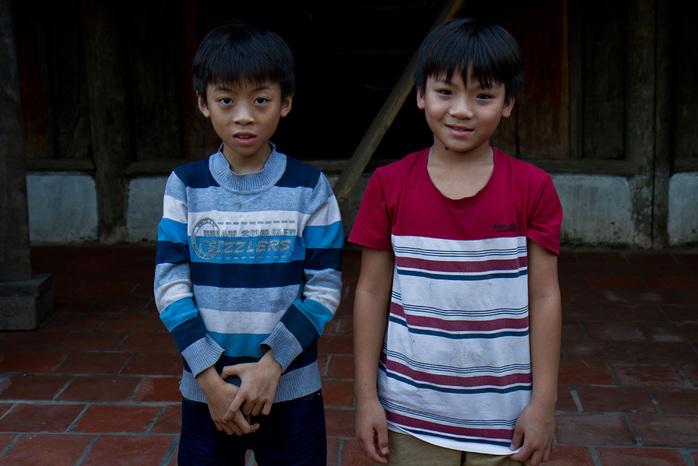 Ecole Pour Tous au Vietnam et les enfants