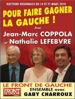 Le maire de Martigues avec le Front de Gauche