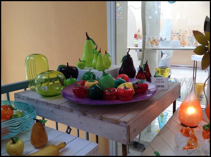 Soisy-sur-l'Ecole : la verrerie de soisy:Serie 3
