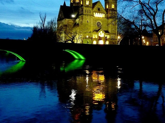Vivre à Metz à Noël 1 Marc de Metz 2011