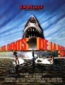 Les dents de la mer 3 BOX OFFICE FRANCE 1983