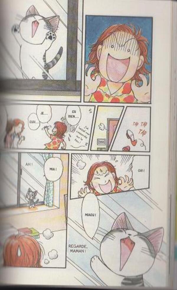 Konami Kanata   Chi - une vie de chat (Manga - Tome 1)