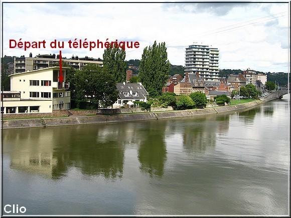 DEPART - ARRIVEE TELEPHERIQUE RR