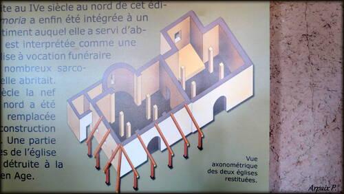 Montferrand  Lauragais11320   partie 1;  Site archéologique de Peyre Clouque Saint-Pierre-d'Alzonne,