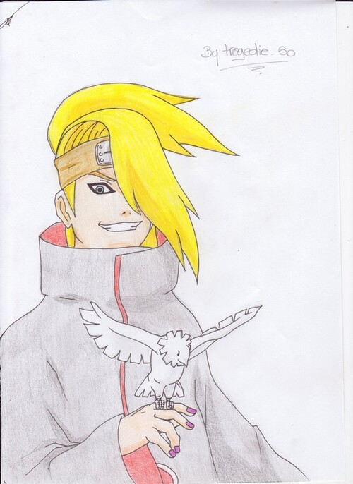 "Dessins ""Axis Power Hetalia"""