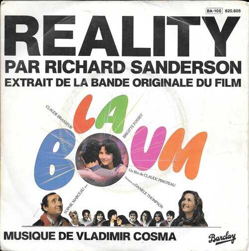 Richard Sanderson - Reality 01