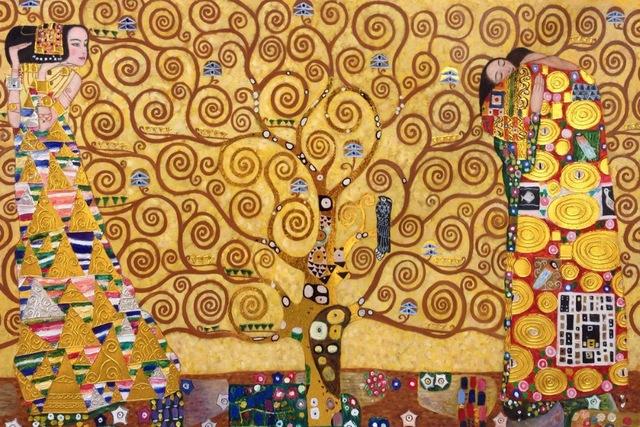 https://ae01.alicdn.com/kf/HTB1j9AiRFXXXXaWXpXXq6xXFXXXi/Abstrait-Gustav-Klimt-peinture-l-arbre-de-vie-Stoclet-frise-1909-toile-Art-mural-peinture-l.jpg_640x640.jpg