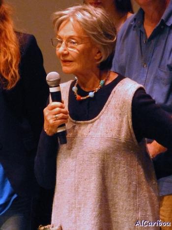 Emmanuelle Riva à La Rochelle
