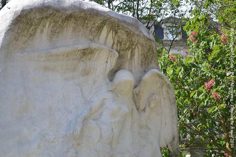 Parc Monceau : Monument à Chopin
