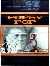 POPSY POP BOX OFFICE FRANCE 1971