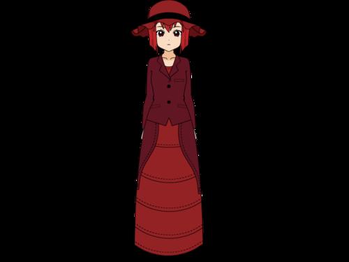 [Autres]Madame Red (Black Butler)