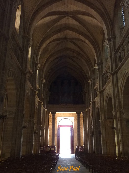 Cathedrale St Mammes-Langres