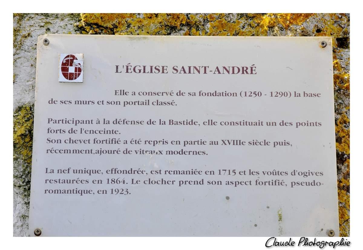 Monflanquin- Lot et Garonne - Aquitaine - 10 Avril 2014