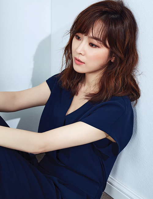 Seo Hyun Jin pour High Cut