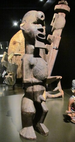 Visite au musée des Confluences à Lyon