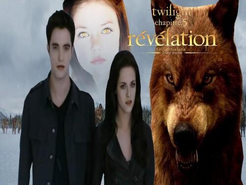 fond d'écran twilight 4  2ème partie
