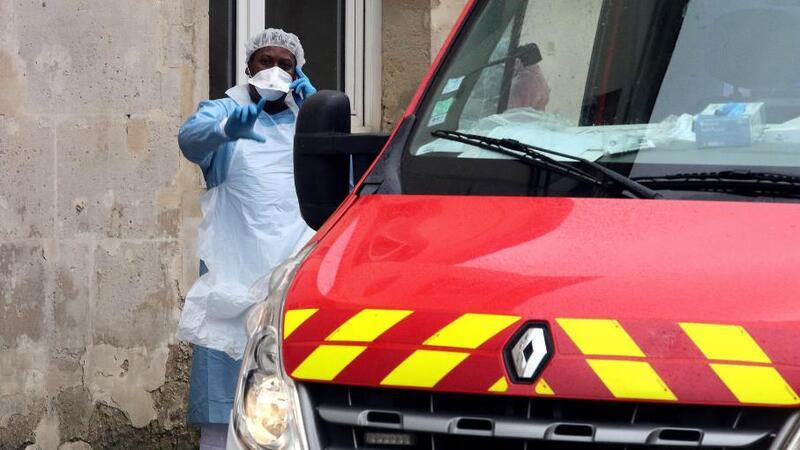 Témoignage : un pompier face au virus   et au gouvernement
