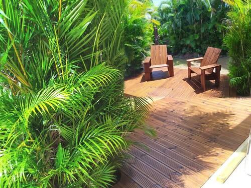 Une vocation pour le bois est née en Guadeloupe