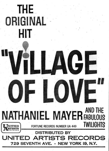 Nathaniel Mayer & The Fabulous Twilights