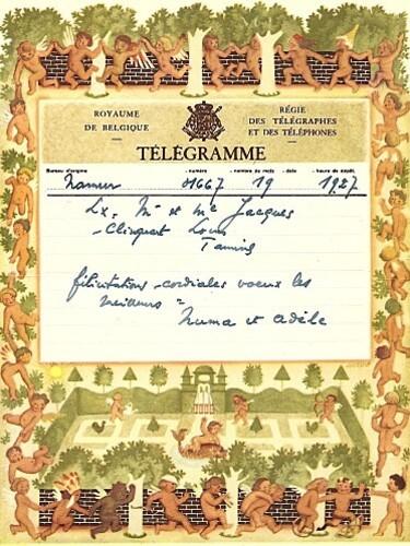 télégramme 4