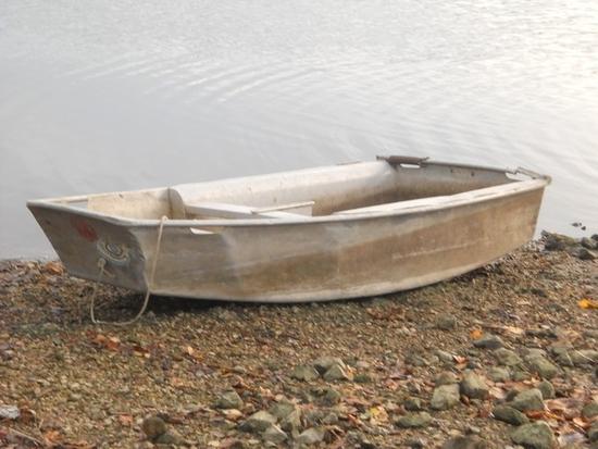 bateau réduit