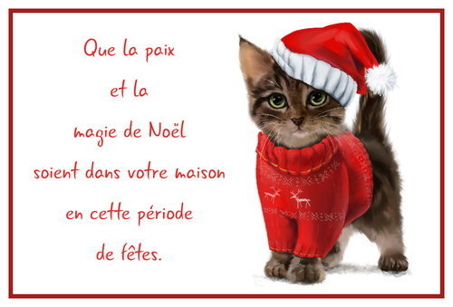 Pause Noël 2017
