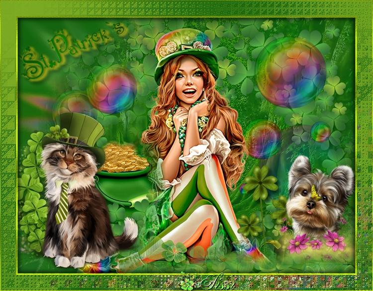 * St Patrick *